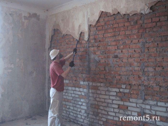 Миниатюра к статье Фасадная шпаклевка для наружных работ