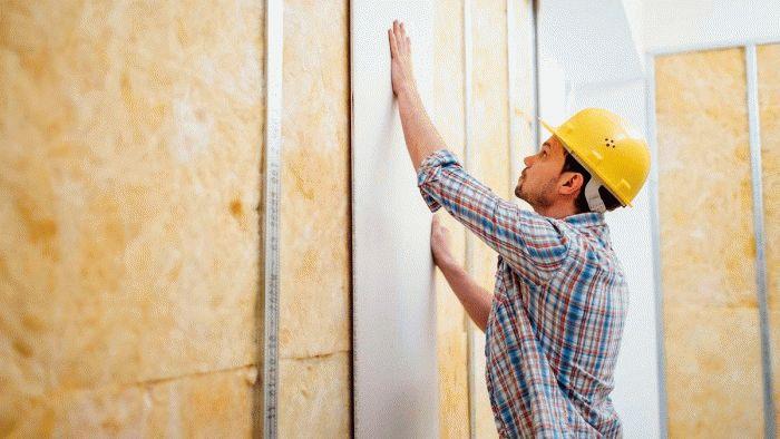 Миниатюра к статье Шумоизоляция стен из гипсокартона своими руками