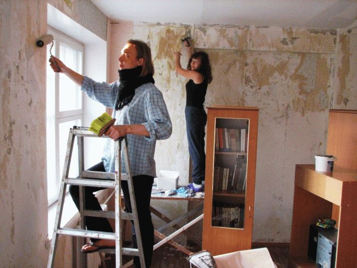 Миниатюра к статье Отделка деревянного дома внутри панелями мдф