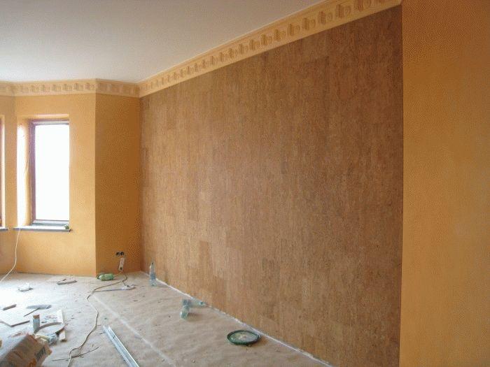 Миниатюра к статье Сколько сохнет цементная штукатурка на стенах