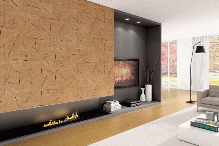 Миниатюра к статье Материал для внутренней отделки деревянного дома