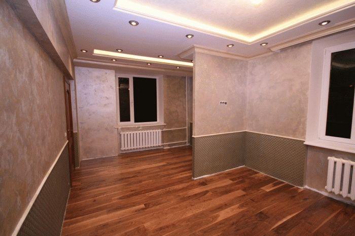 Миниатюра к статье Отделка стен фанерой в деревянном доме