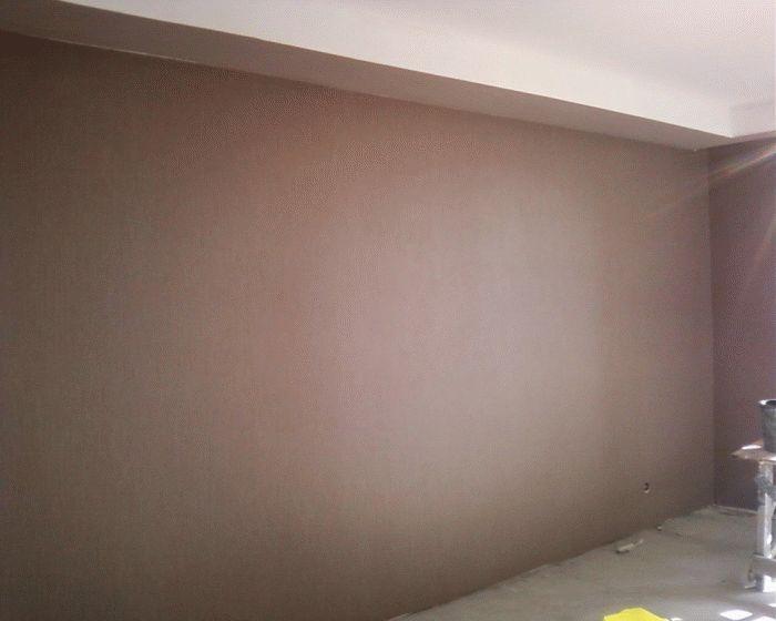 Миниатюра к статье Внутренняя покраска деревянного дома фото