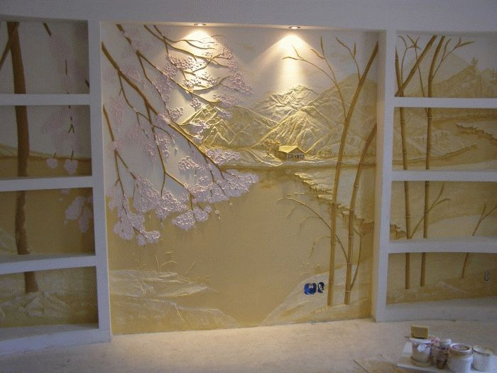 Миниатюра к статье Чем покрыть деревянный дом внутри