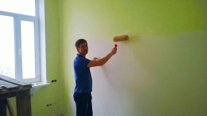 Миниатюра к статье Чем заменить обои на стенах своими руками