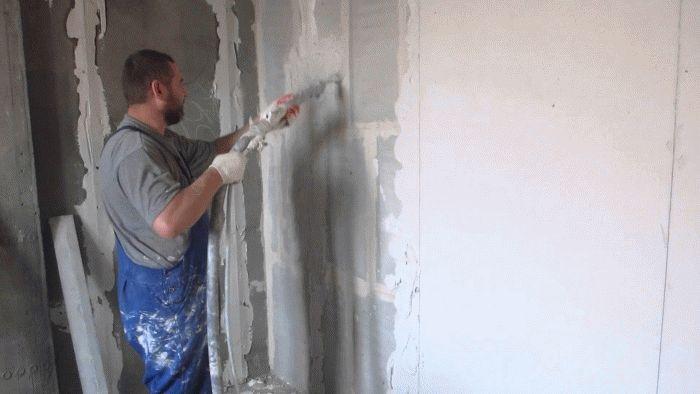 Миниатюра к статье Как наклеить обои на стены своими руками