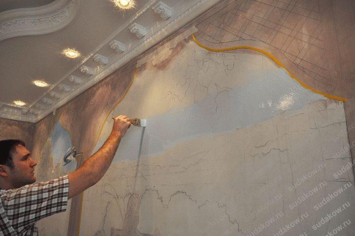 Миниатюра к статье Как снять стеклообои со стены