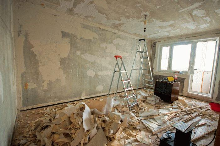 Миниатюра к статье Что делать перед поклейкой обоев со стенами