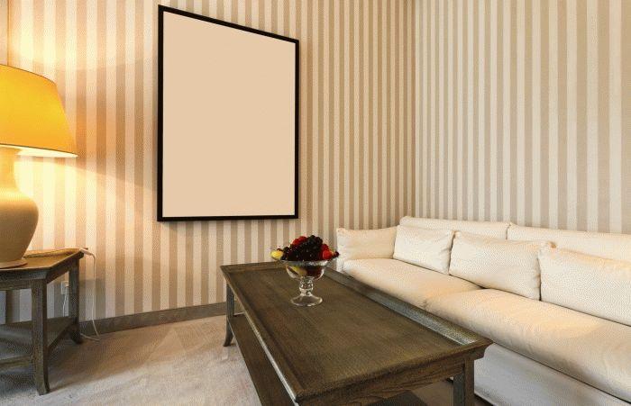 Миниатюра к статье Рисунок на стене в квартире своими руками