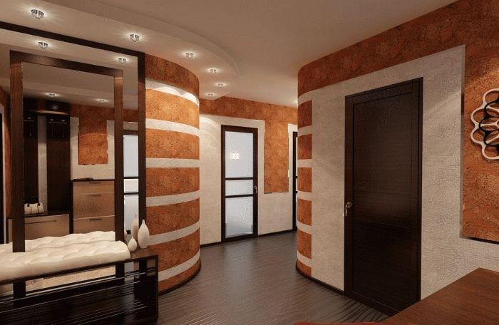 Миниатюра к статье Валик для водоэмульсионной краски для потолка