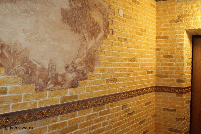 Миниатюра к статье Панели под плитку для ванной комнаты