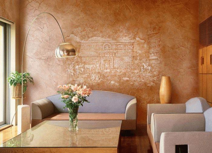 Миниатюра к статье Укладка плитки на окрашенную стену
