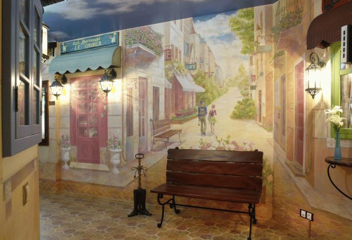 Миниатюра к статье Как снять масляную краску с бетонной стены